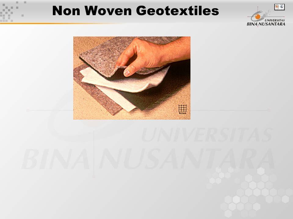 Non Woven Geotextiles