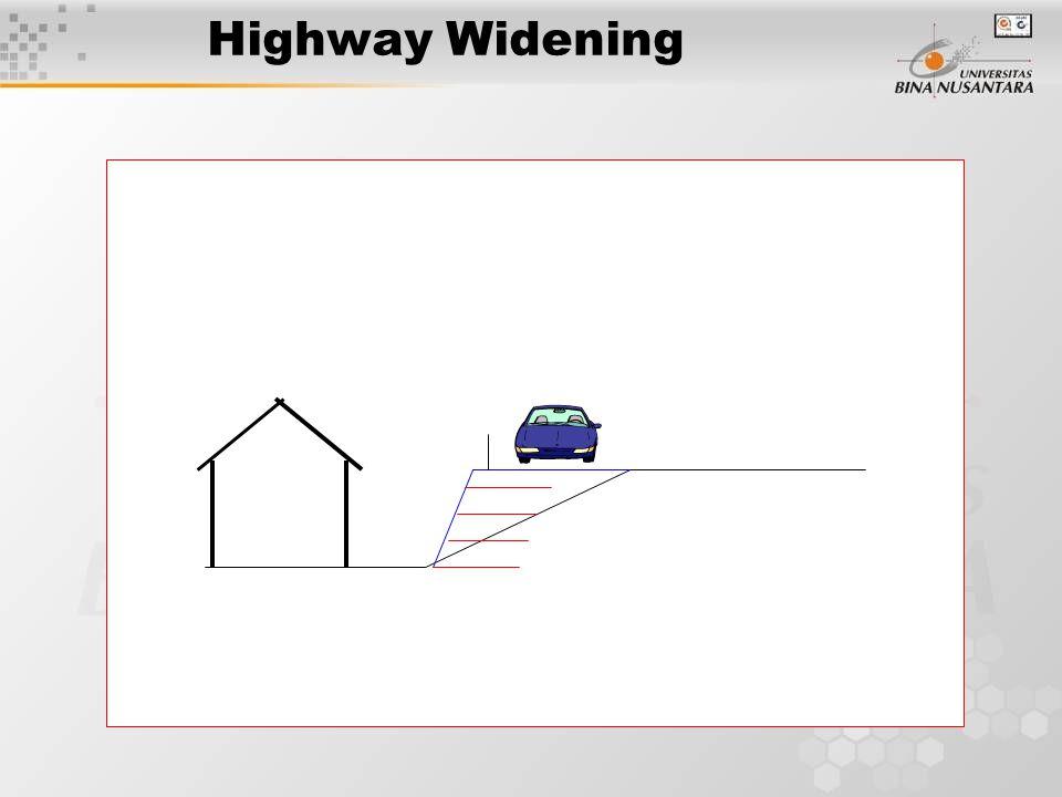 Highway Widening