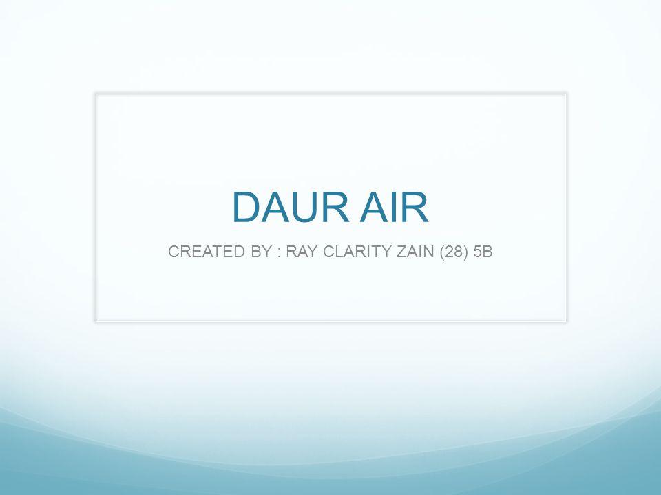 PENGERTIAN DAUR AIR Proses perubahan air dari satu tahap ke tahap yang lain dan kembali ke tahap semula yang berlangsung secara berulang.