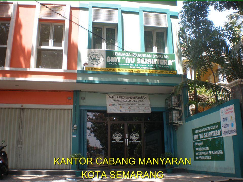 KANTOR CABANG MANYARAN KOTA SEMARANG