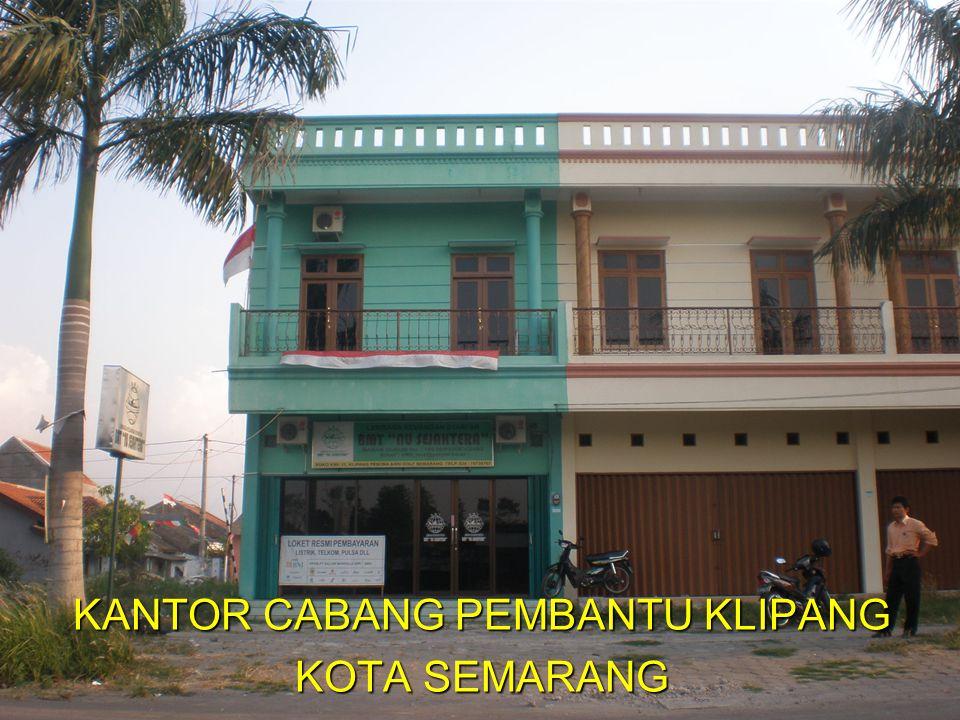 KANTOR CABANG PEMBANTU KLIPANG KOTA SEMARANG