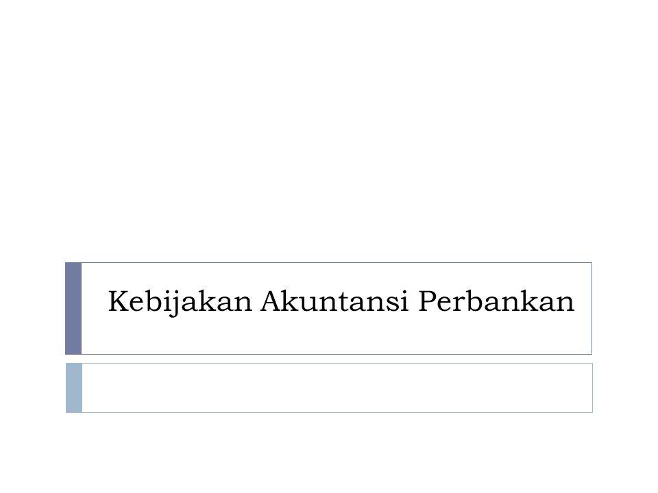 Sistematika Rekening Bank 1062 1 Aktiva Aktiva dalam Rupiah Kredit yang Diberikan Pihak tidak terkait dengan bank Rekening Individual No.