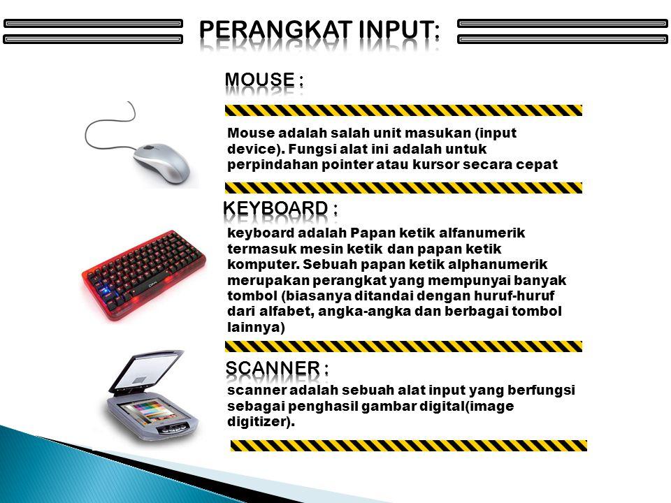 keyboard adalah Papan ketik alfanumerik termasuk mesin ketik dan papan ketik komputer.