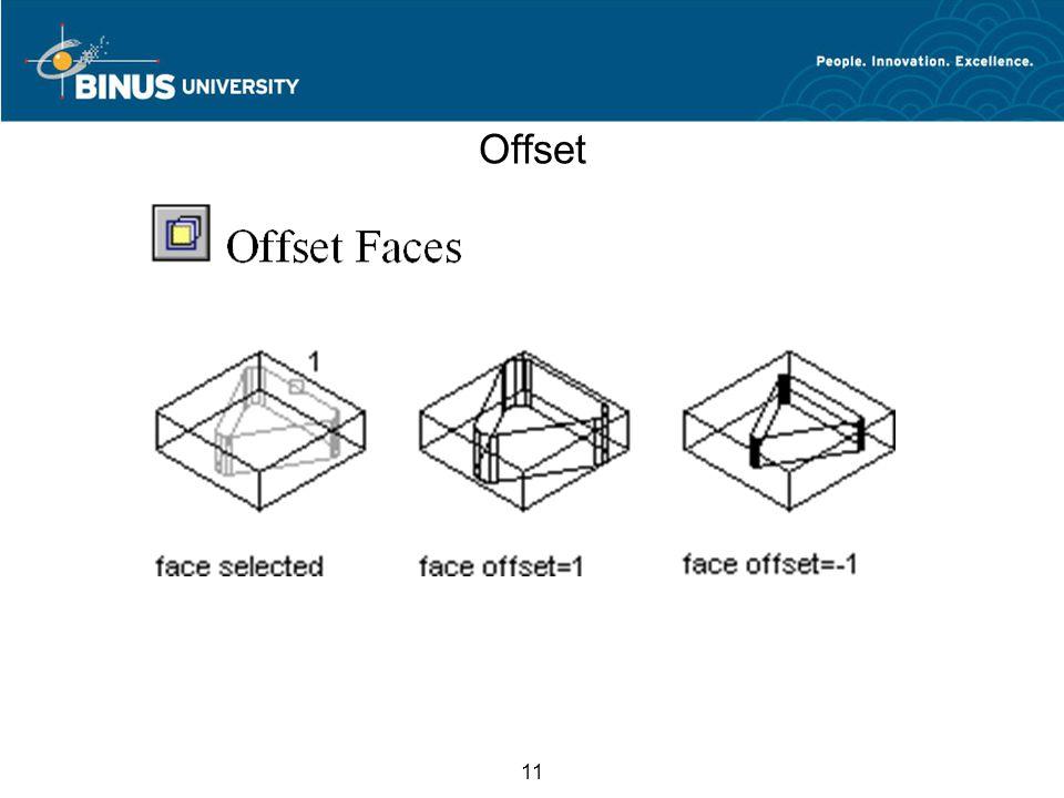 11 Offset