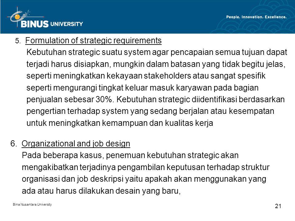 Bina Nusantara University 20 3.