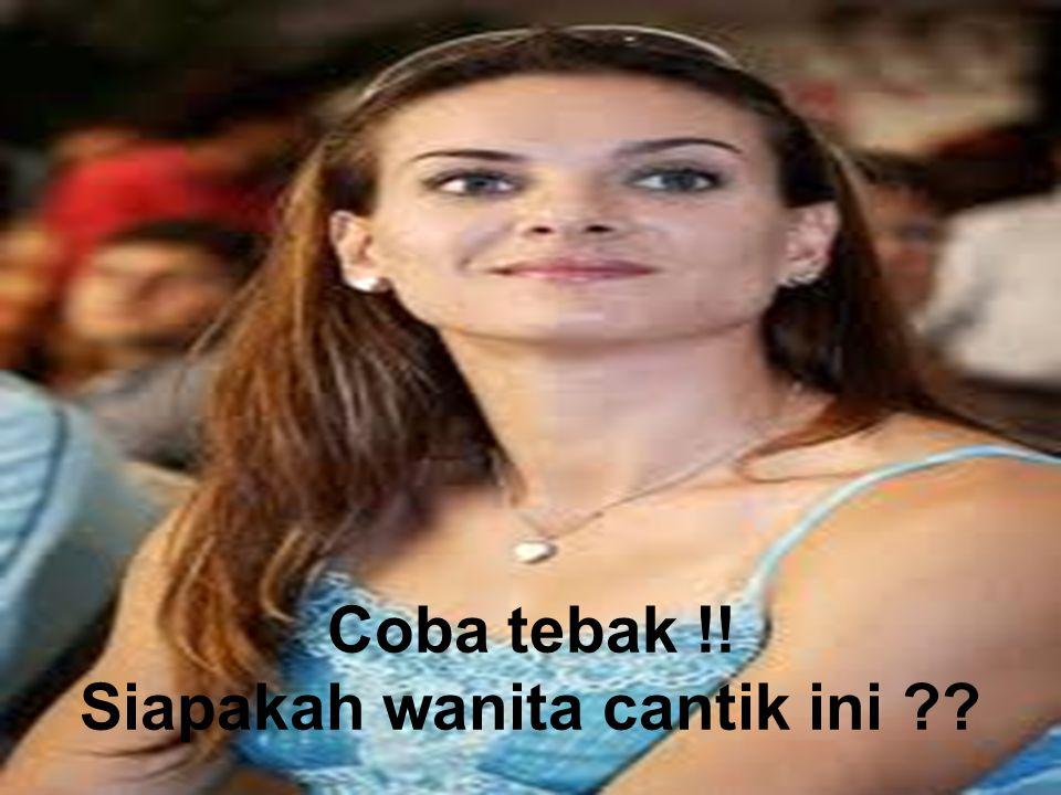 1. Mempunyai TUJUAN yang JELAS Yelena said : It's not difficult because I have a clear goal
