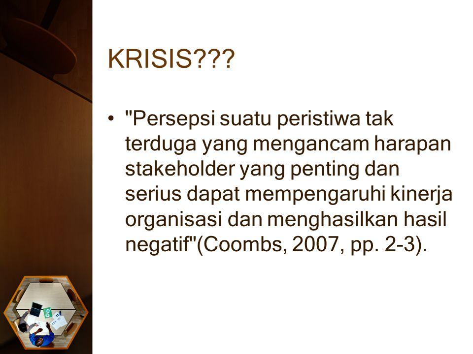 KRISIS .
