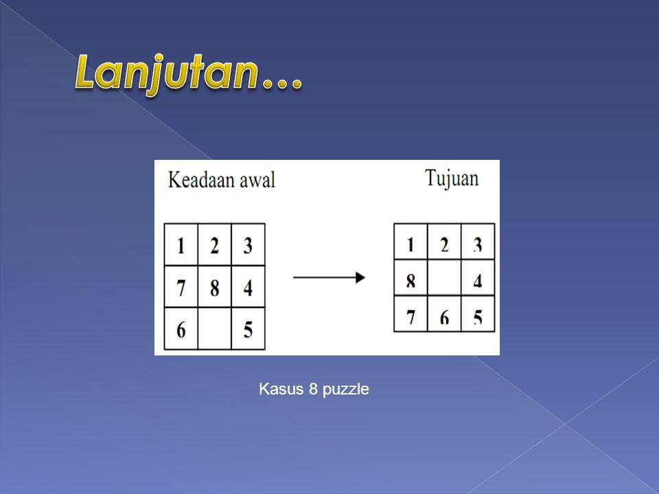 Kasus 8 puzzle