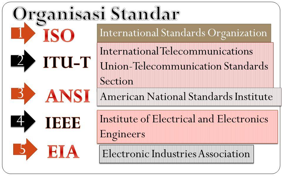 Model OSI Model Open Systems Interconnection (OSI): Standard ISO mengenai semua aspek komunikasi jaringan Suatu open systems adalah satu set model yg memungkinkan dua sembarang sistem berbeda utk berkomunikasi OSI bukan protocol, tetapi suatu model utk memahami arsitektur perancangan jaringan