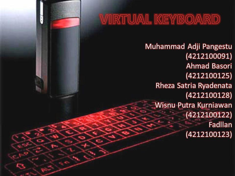 Pengertian Virtual keyboard merupakan inovasi dalam produk perangkat lunak yang memungkinkan alternatif untuk penggunaan komputer konvensional Keyboard.