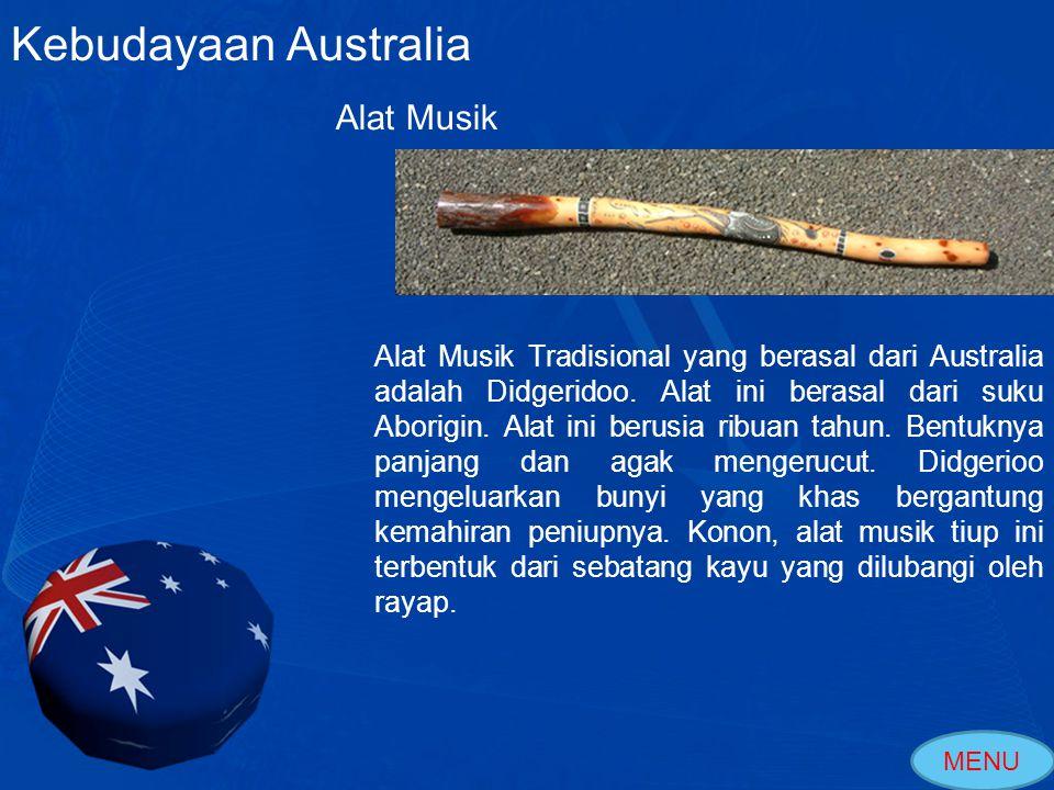 Makanan Makanan Aborigin sangat dipengaruhi oleh dimana mereka berada.