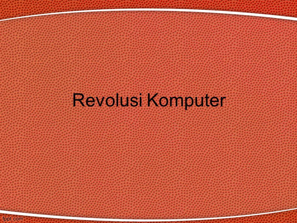 Revolusi Komputer