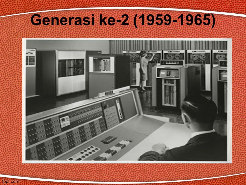 Generasi ke-2 (1959-1965)