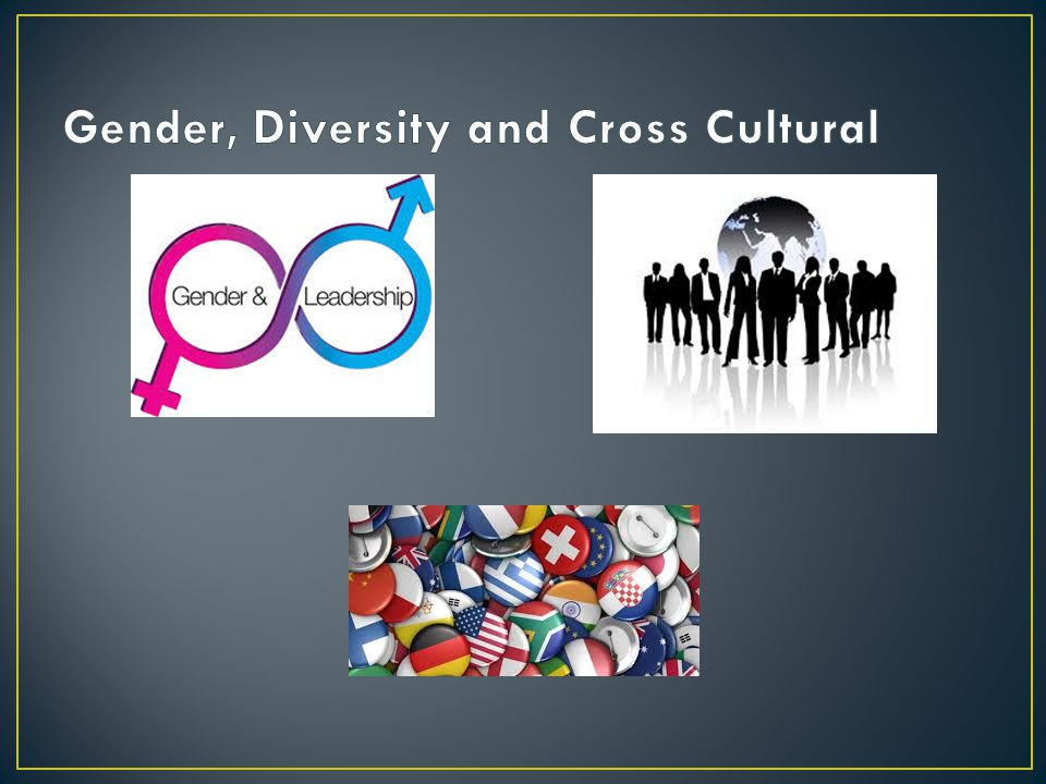 Importance of Cross-Cultural Research Cultural Influences on Leadership Behavior