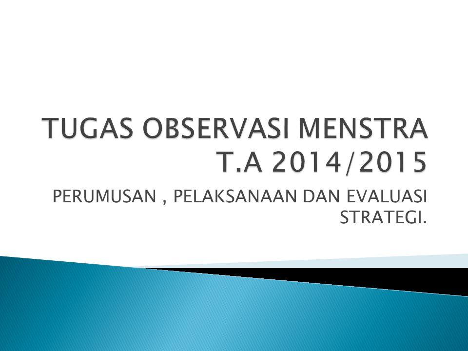 Kelompok : 3 ( Tiga ) Objek observasi : Lembaga Pendidikan Kelas : Akuntansi – pagi ( A2/smt 6 ) Team : 1.