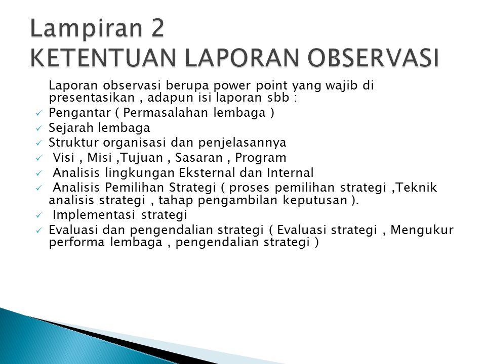 Kelompok : 1 ( satu ) Objek observasi : Lembaga bisnis Kelas : Akuntansi – pagi ( A2/smt 6 ) Team : 1.