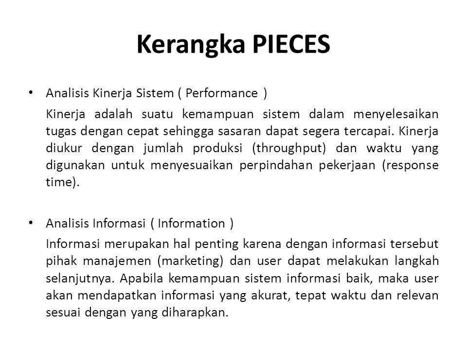 Kerangka PIECES 3.