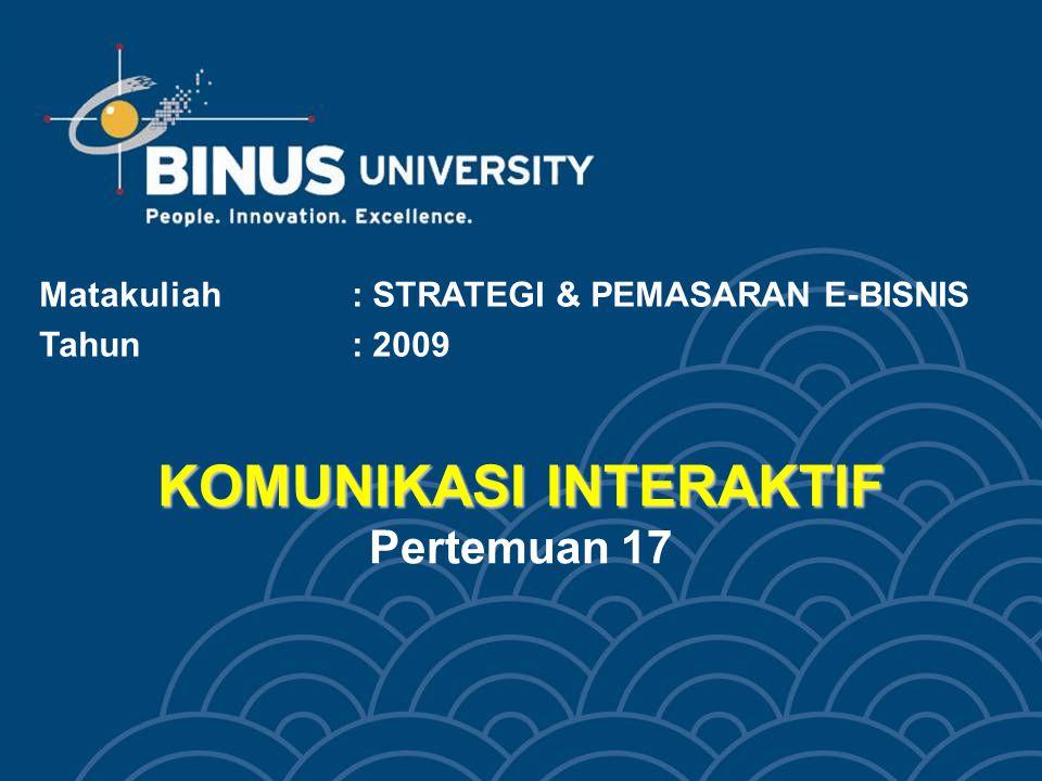 Bina Nusantara University 3 SUMBER Amor, Daniel.2002.