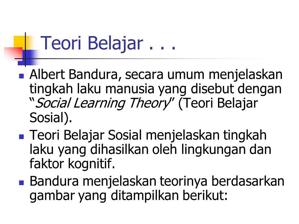 Teori Belajar...