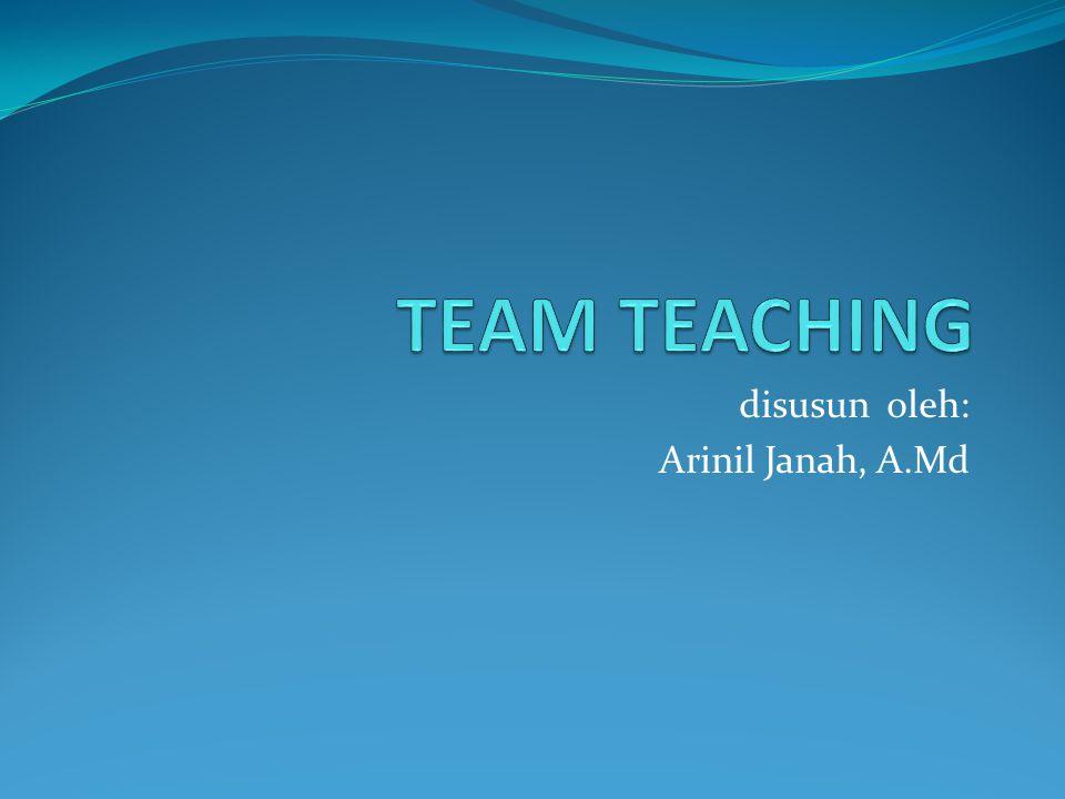 disusun oleh: Arinil Janah, A.Md
