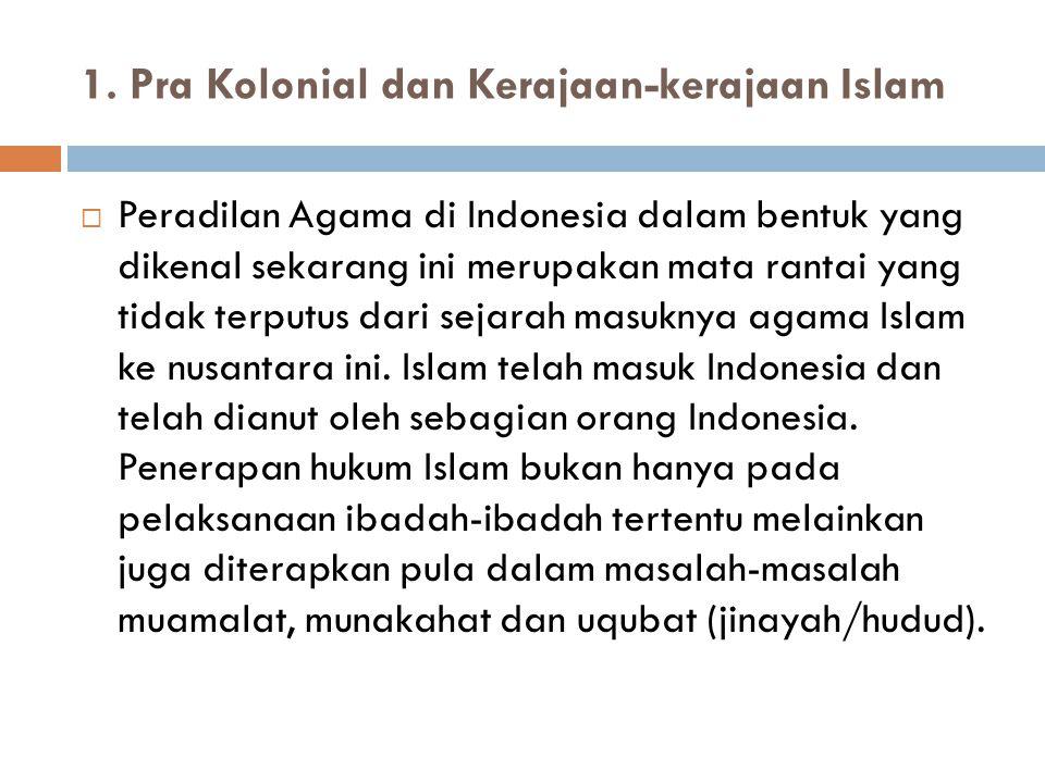 Dasar Hukum  Undang-Undang Nomor 7 Tahun 1989 tentang Peradilan Agama  Undang-Undang Nomor 3 Tahun 2006 tentang Perubahan atas beberapa pasal dalam
