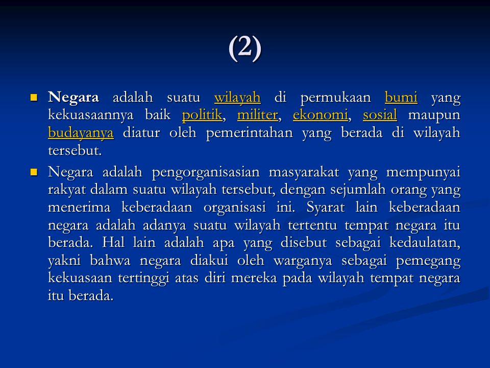 Kewarganegaraan merupakan bagian dari konsep kewargaan (citizenship).