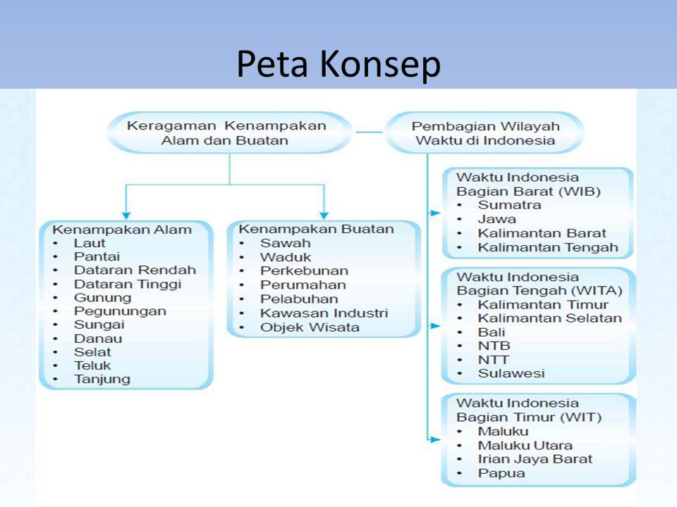 Luas wilayah Indonesia adalah sekitar 5,1 juta km2.