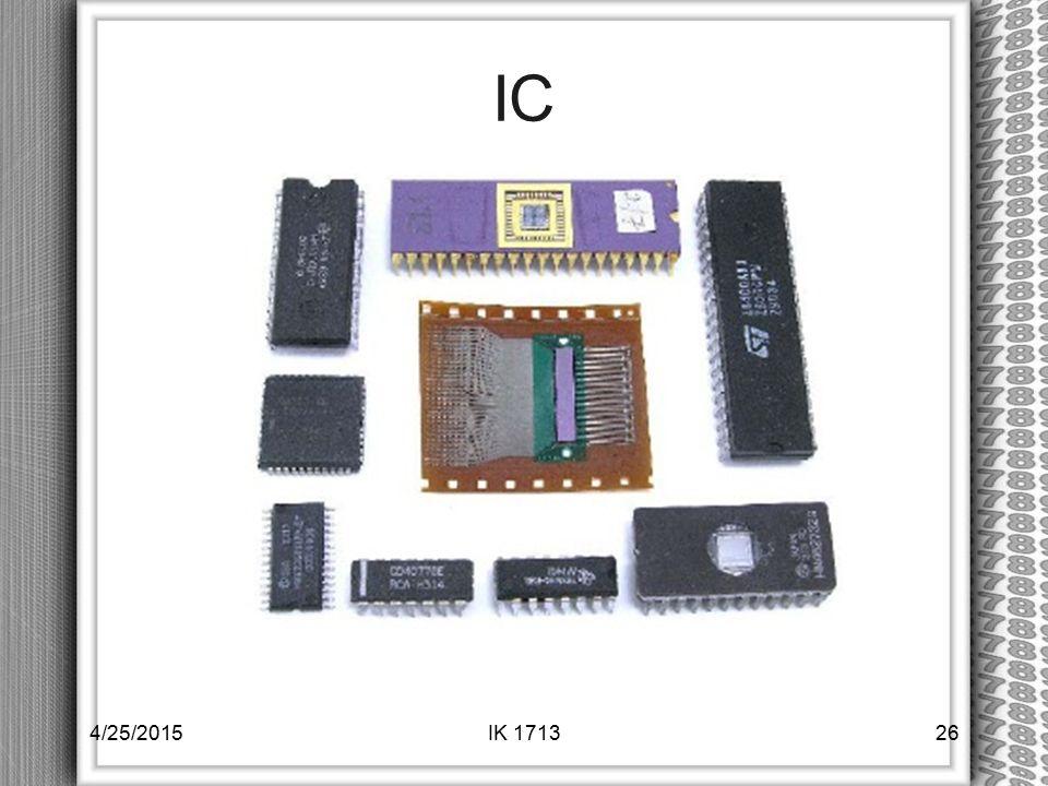IC 4/25/2015IK 171326