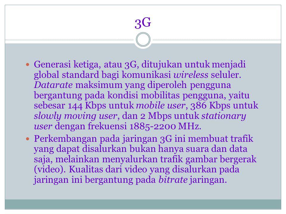EDGE adalah sebuah cara untuk meningkatkan kecepatan data pada radio link GSM.