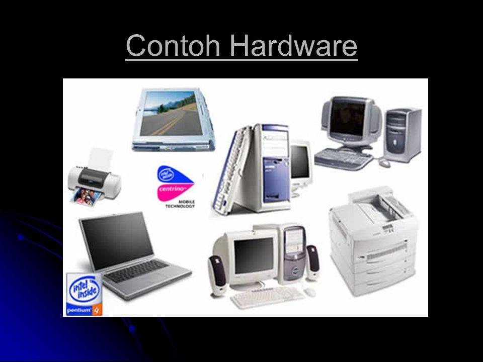 Contoh Hardware