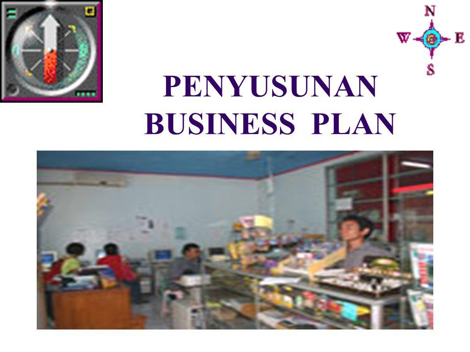 2 Business Plan Adalah suatu dokumen tertulis yang menggambarkan secara sistematis suatu bisnis/usaha yang diusulkan Kegunaan : kegiatan bisnis yg akan dilaksanakan tetap pada jalur yg direncanakan pedoman untuk mempertajam rencana-rencana yang diharapkan alat untuk mencari dana dari pihak ketiga
