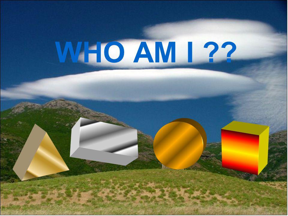WHO AM I ??