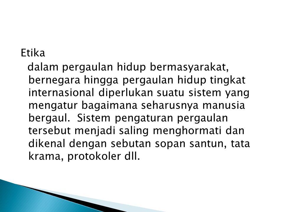 Menurut Ahli: 1.Drs.