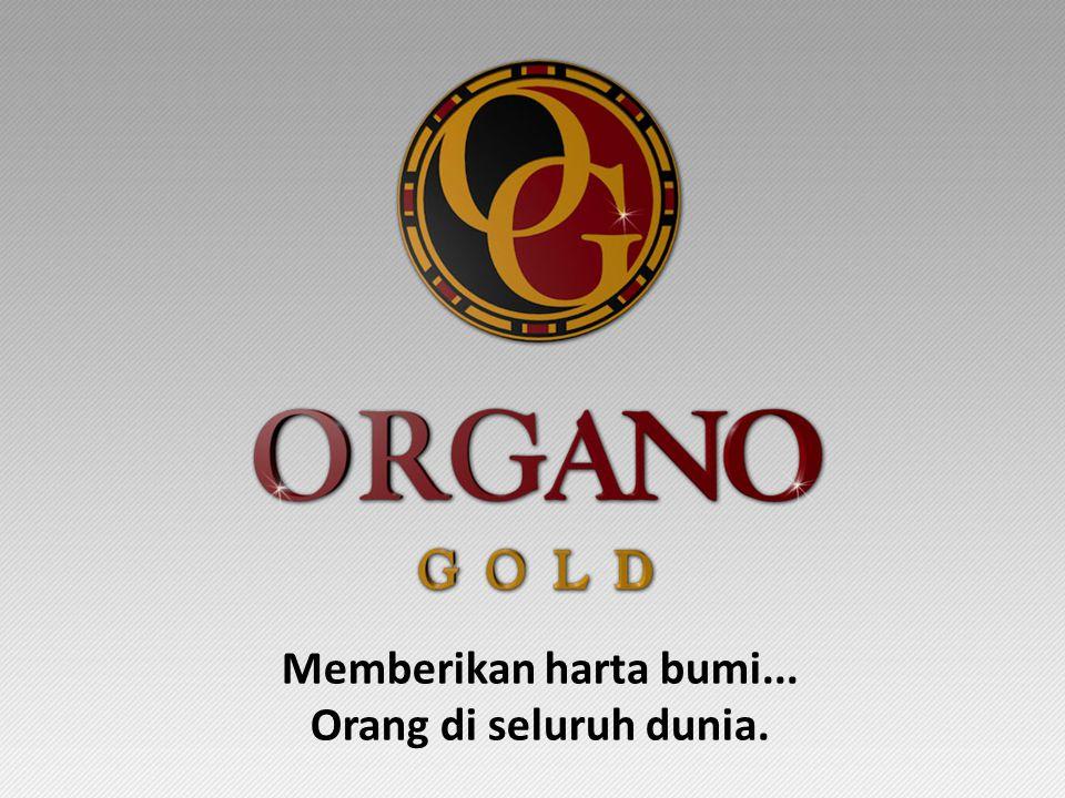 Mulai hari ini 7 jenis bonus dan bonus Cukup untuk membuat mereka untuk berbagi informasi tentang produk dan peluang bisnis Organo Gold