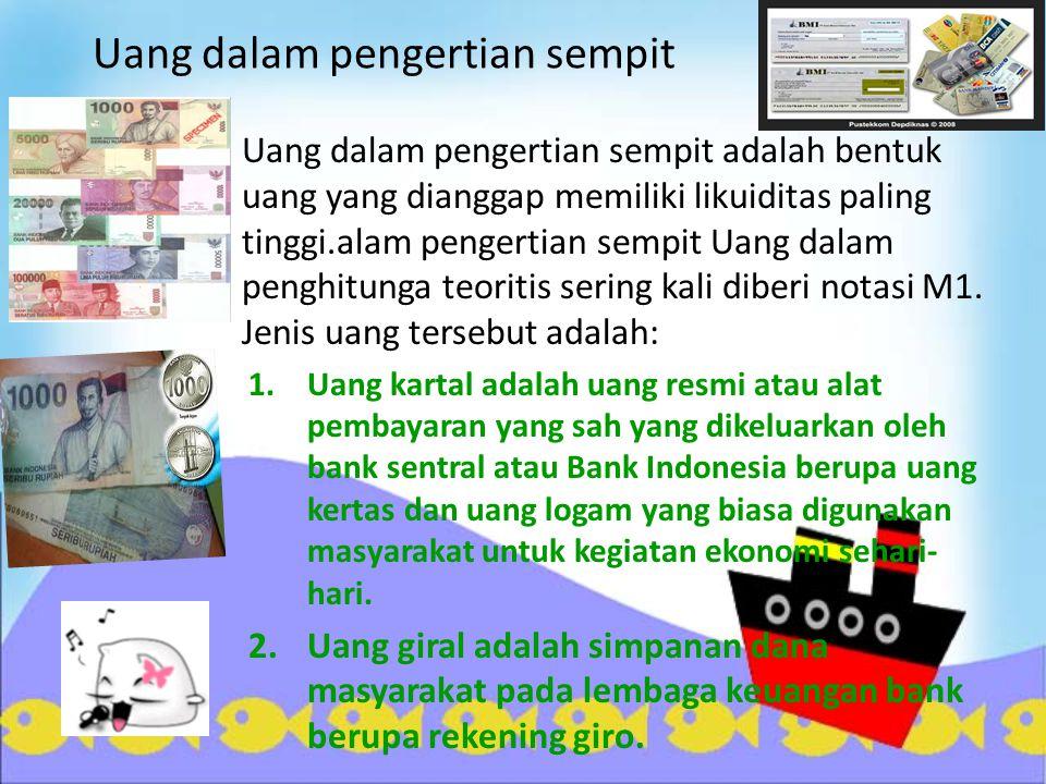 Kondisi saat krisis ekonomi (akhir tahun 1990-an) 1)Tingkat kepercayaan masyarakat dalam dan luar negeri terhadap perbankan di Indonesia menurun drastis.