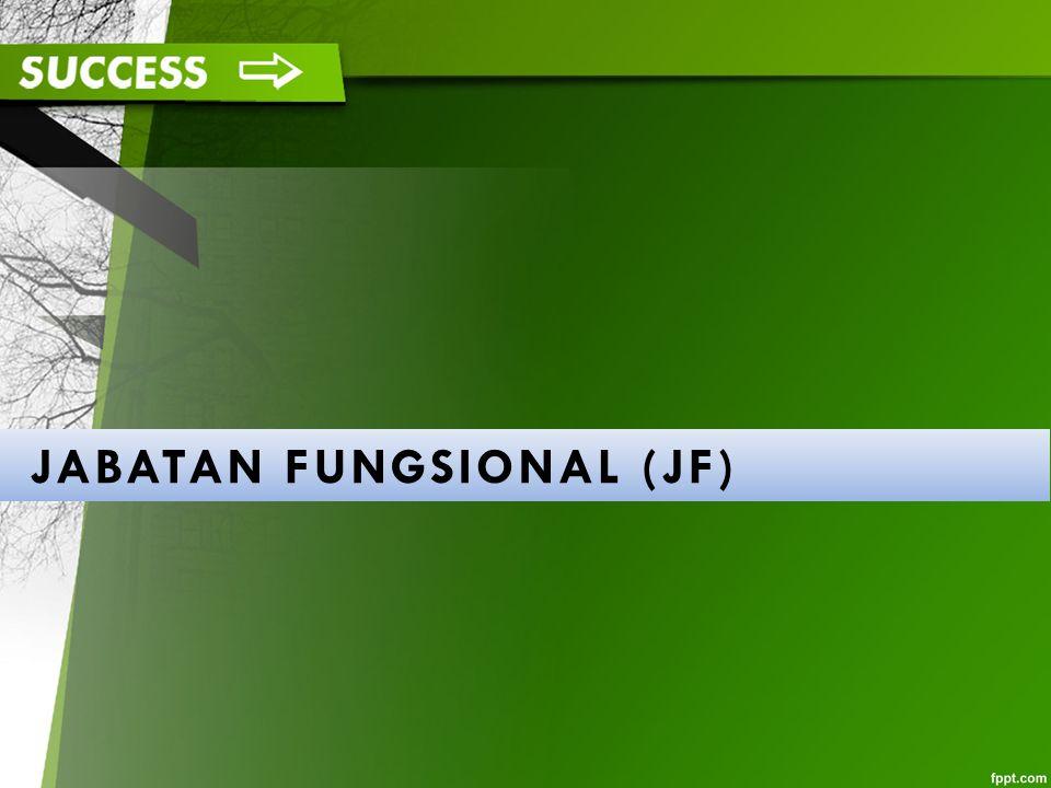 JABATAN FUNGSIONAL (JF)