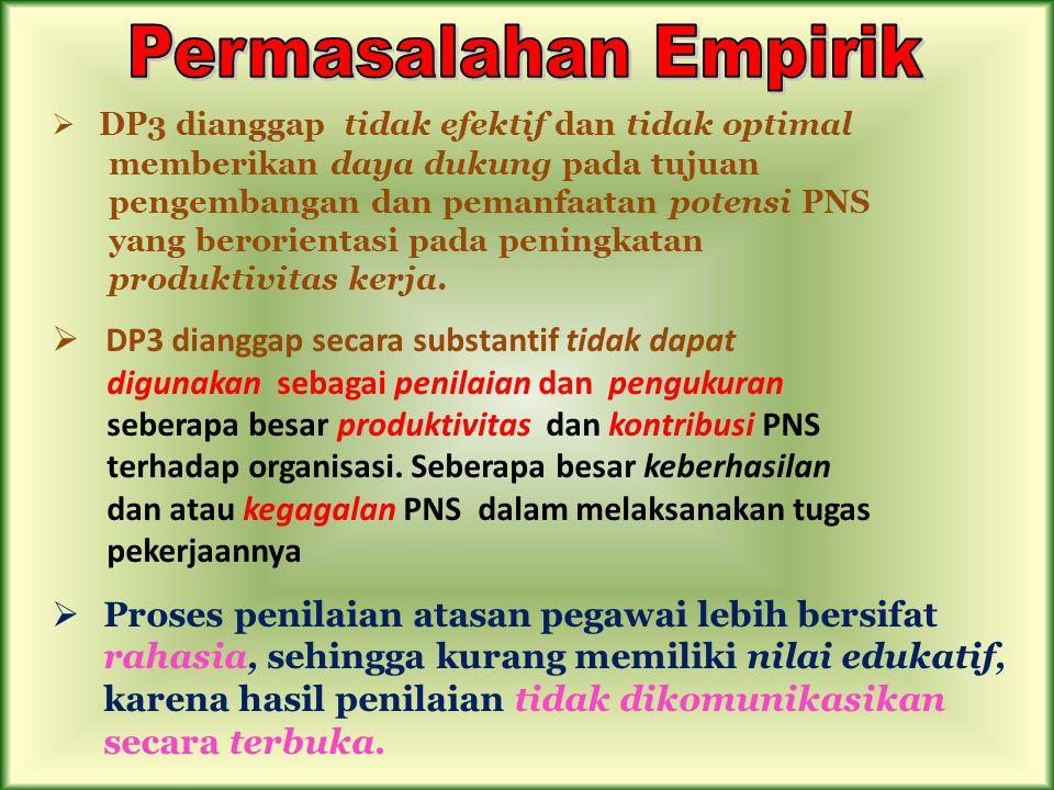 44 Pejabat penilai wajib melakukan penilaian prestasi kerja terhadap setiap PNS di lingkungan unit kerjanya.