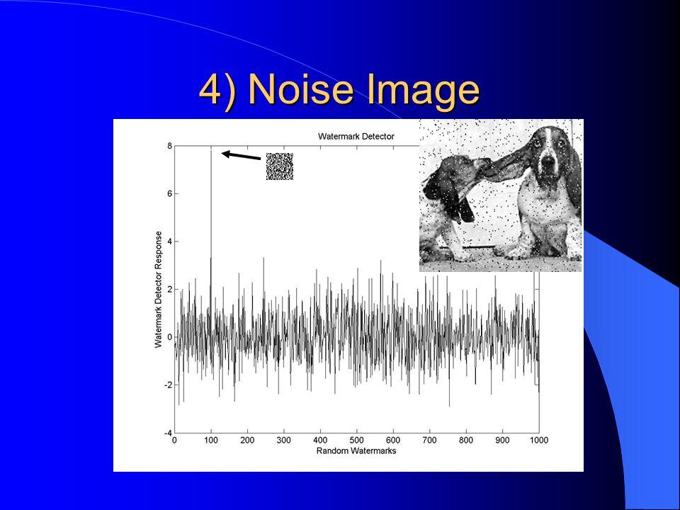 4) Noise Image