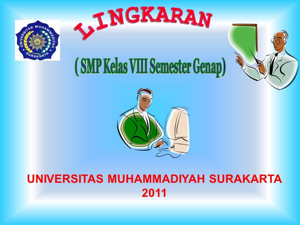 UNIVERSITAS MUHAMMADIYAH SURAKARTA 2011