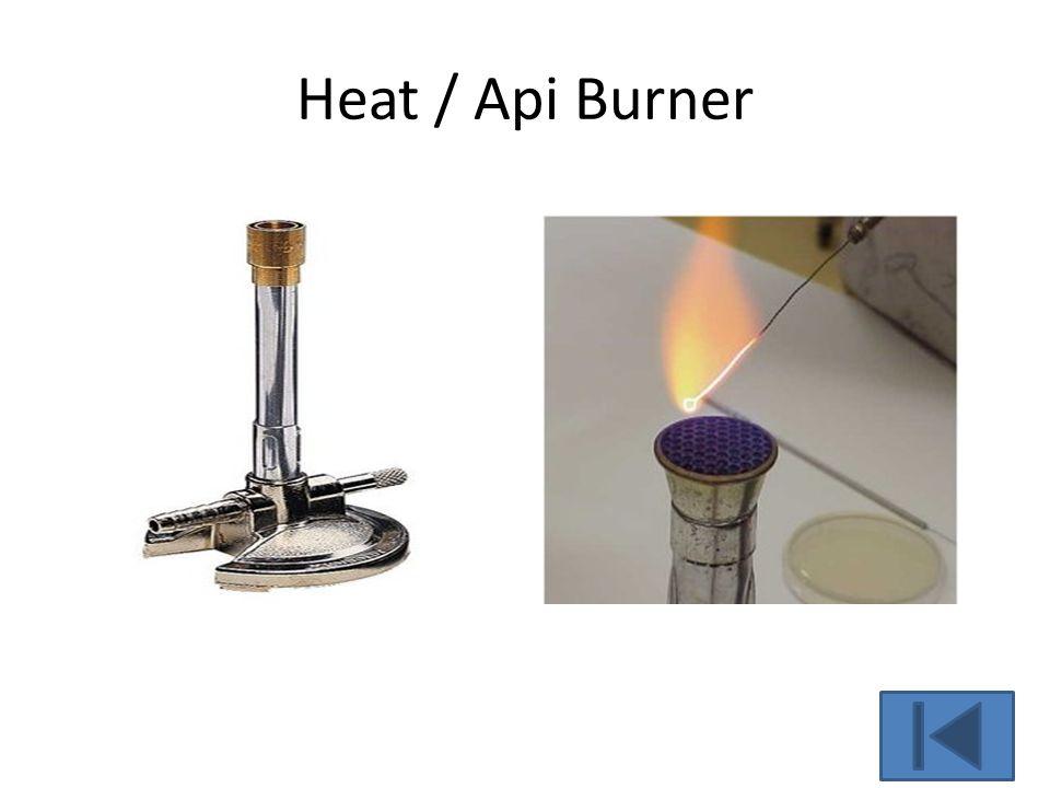 Metode Sterilisasi 1.Pemanasan : Pemanasan langsung dengan api atau temperatur tinggi merupakan cara sterilisasi yang paling umumPemanasan 2.Insineras
