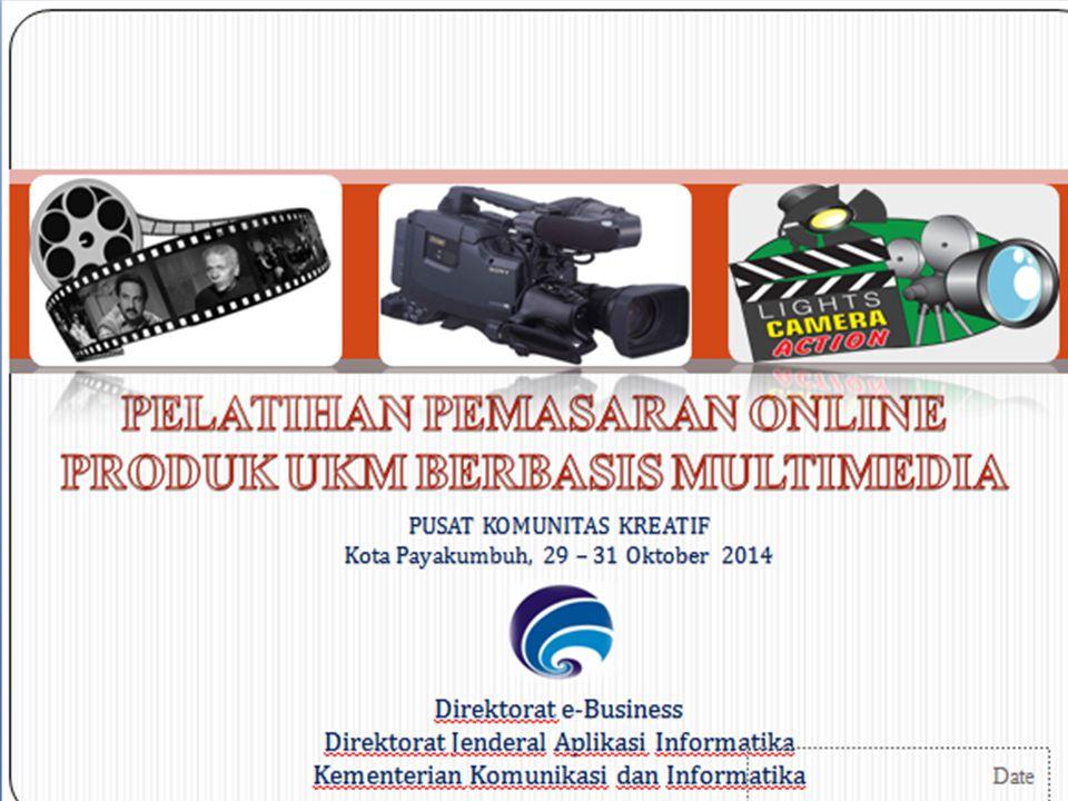 Editing Video Editing Video adalah menambahkan beberapa klip video atau obyek lain ke dalam proyek, mengedit tiap- tiap klip video atau obyek lain dan mengaturnya di dalam proyek.