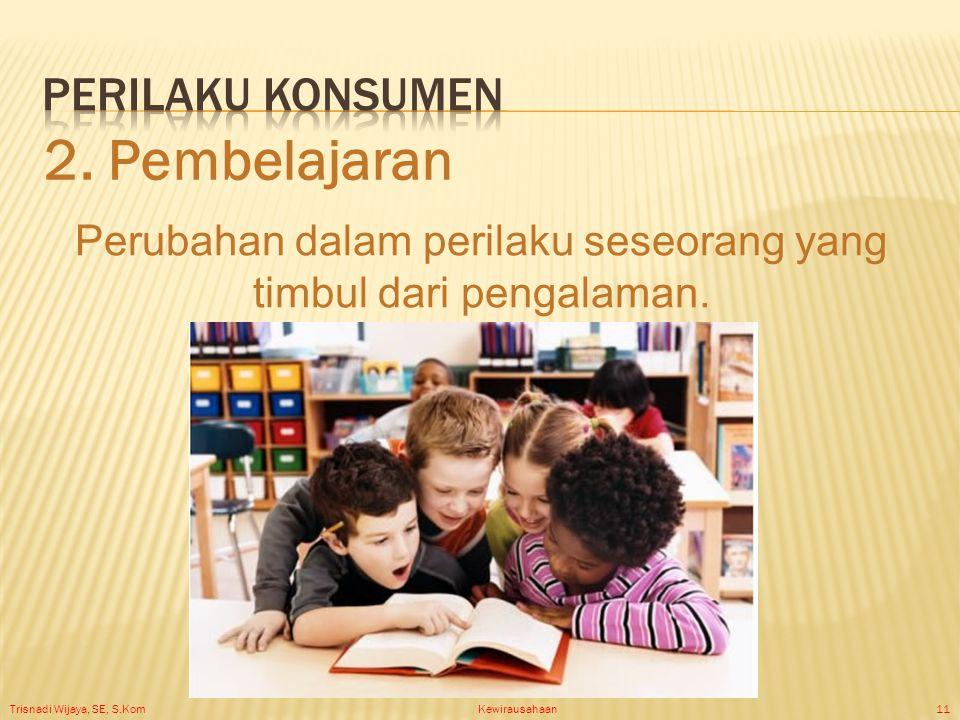 Trisnadi Wijaya, SE, S.Kom Kewirausahaan11 2.