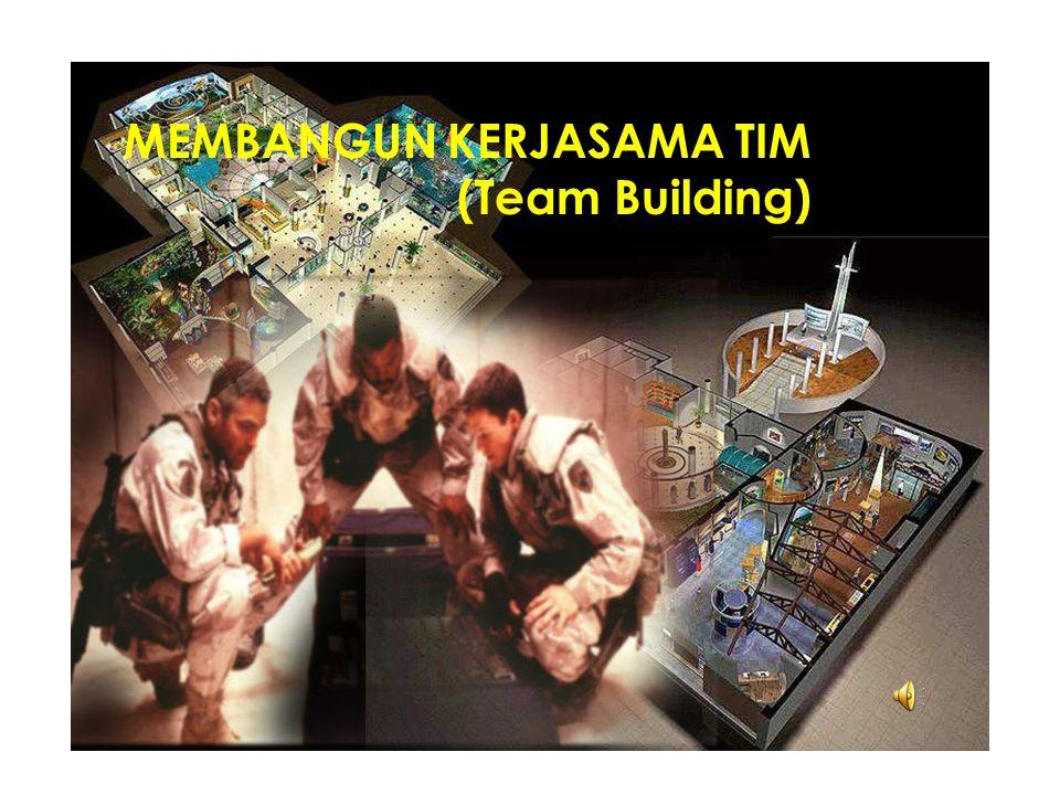 25/04/20151 MEMBANGUN KERJASAMA TIM (Team Building)