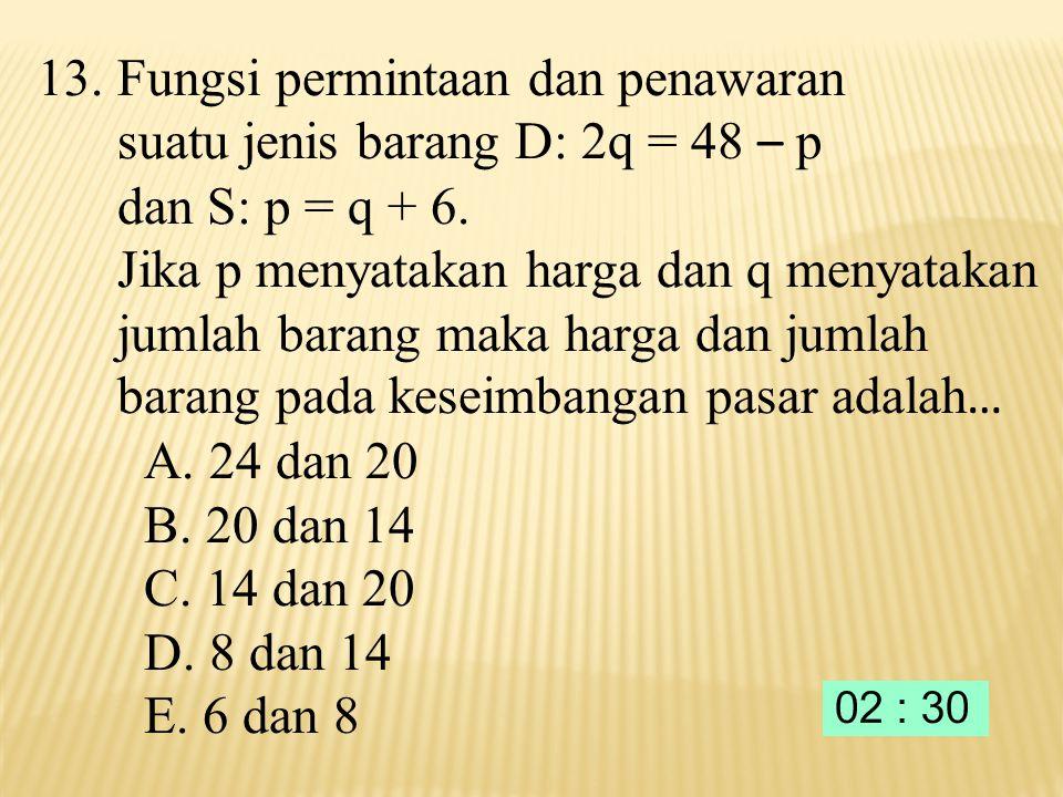 12. Diketahui pernyataan sebagai berikut : P 1 :Jika Ahmad kelas XII maka ia mengikuti ujian P 2 :Jika ia mengikuti ujian maka harus rajin belajar Kes