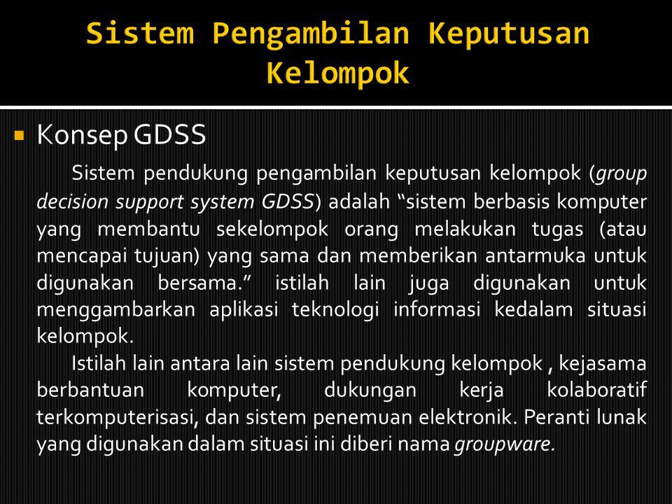 Sistem pengembangan, yang digunakan untuk membuat sistem pakar. Ada dua pendekatan yang tersedia : bahasa pemograman dan kerangka sistem pakar. Kerang