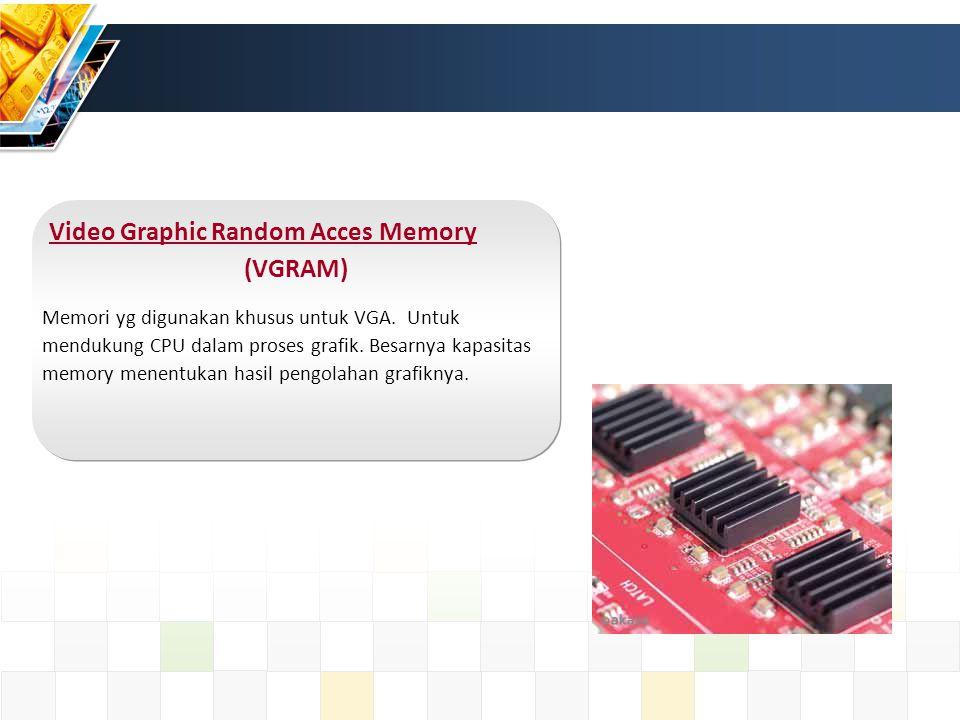 Cache Memory CPU Cache Memory Main Memory block word Suatu buffer antara CPU dan Main Memory Untuk mengurangi waktu tunggu CPU selama akses data ke memori utama