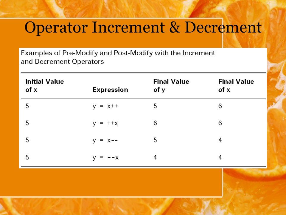 Contoh class DemoArray1D { public static void main(String[] args) { // mendeklarasikan variabel bertipe array dengan tipe int int [] jumlahHari; // menentukan jumlah elemen array jumlahHari = new int[12]; // mengisikan nilai dari setiap elemen array yang ada jumlahHari[0] = 31; jumlahHari[1] = 28; jumlahHari[2] = 31; jumlahHari[3] = 30; jumlahHari[4] = 31; jumlahHari[5] = 30; jumlahHari[6] = 31; jumlahHari[7] = 31; jumlahHari[8] = 30; jumlahHari[9] = 31; jumlahHari[10] = 30; jumlahHari[11] = 31; // menampilkan salah satu elemen array System.out.println( Bulan Maret memiliki + jumlahHari[2] + hari. ); }