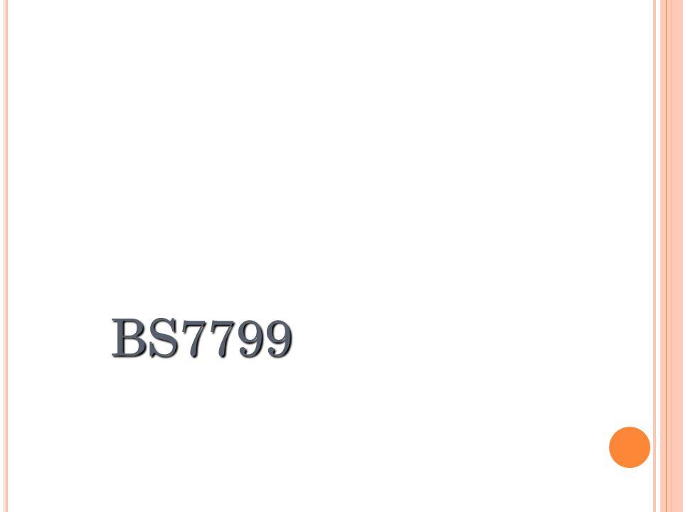 BS7799