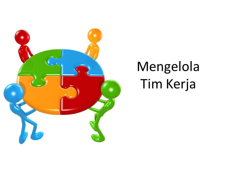 WORK TEAMS  Berbagi kepemimpinan  Bertanggung jawab pada tim dan dirinya sendiri  Tim memiliki tujuan tertentu  Diskusi terbuka dan kolaboratif dalam pemecahan masalah  Kinerja diukur dari evaluasi output kelompok  Pekerjaan ditentukan dan diselesaikan bersama WORK TEAMS  Berbagi kepemimpinan  Bertanggung jawab pada tim dan dirinya sendiri  Tim memiliki tujuan tertentu  Diskusi terbuka dan kolaboratif dalam pemecahan masalah  Kinerja diukur dari evaluasi output kelompok  Pekerjaan ditentukan dan diselesaikan bersama WORKGROUPS  Satu pemimpin  Bertanggung jawab pada diinya sendiri  Tujuannya sama dengan tujuan umum organisasi  Pekerjaan diselesaikan secara individu  Tidak ada diskusi terbuka, tidak ada kolaborasi  Kinerja diukur secara tidak langsung dari pengaruh kelompok kepada hal lain  Pekerjaan ditentukan oleh pimpinan dan didelegasikan ke individu WORKGROUPS  Satu pemimpin  Bertanggung jawab pada diinya sendiri  Tujuannya sama dengan tujuan umum organisasi  Pekerjaan diselesaikan secara individu  Tidak ada diskusi terbuka, tidak ada kolaborasi  Kinerja diukur secara tidak langsung dari pengaruh kelompok kepada hal lain  Pekerjaan ditentukan oleh pimpinan dan didelegasikan ke individu