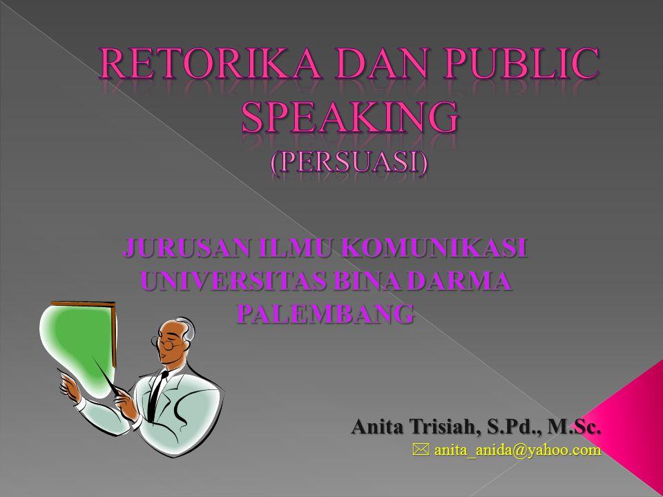 Anita Trisiah, S.Pd., M.Sc.  anita_anida@yahoo.com